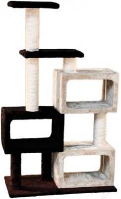 Комплекс для кошек Trixie Bartolo 44511 (бежево-коричневый) - общий вид