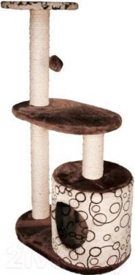 Комплекс для кошек Trixie Casta 44590 (коричнево-бежевый) - общий вид