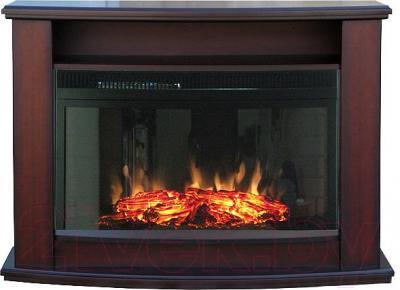 Каминокомплект Смолком Govard + Firespace 33W LED S - общий вид