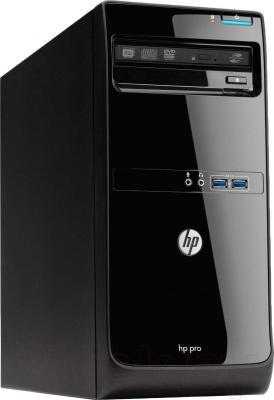 Системный блок HP Pro 3500 MT (G9E19EA) - общий вид
