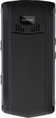 Мобильный телефон Explay BM80 (Black) - вид сзади