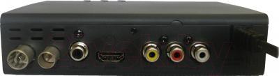 Тюнер цифрового телевидения TV Star DVB-T2 505 HD - вид сзади