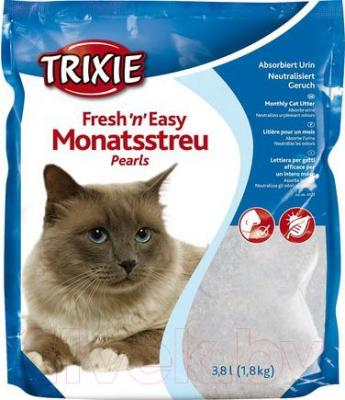 Наполнитель для туалета Trixie Fresh & Easy Pearls 4021 (3.8л) - общий вид