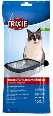 Сменные пакеты для туалета Trixie 4043 (10шт) - упаковка