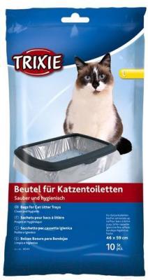 Сменные пакеты для туалета Trixie 4044 (10шт) - упаковка