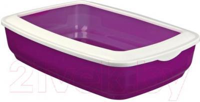 Туалет-лоток Trixie Mio 4040 (разные цвета) - общий вид (цвет уточняйте при заказе)