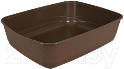 Туалет-лоток Trixie Classic 40300 (коричневый) - общий вид