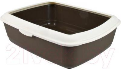 Туалет-лоток Trixie Classic 40310 (Brown-Cream) - общий вид