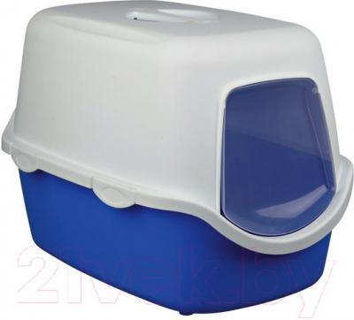 Туалет-домик Trixie Vico 40272 (Light Blue-Cream) - общий вид