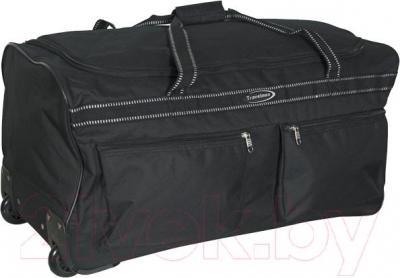 Дорожная сумка Globtroter 82072 (черный) - общий вид