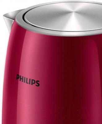 Электрочайник Philips HD9322/31 - крупный план