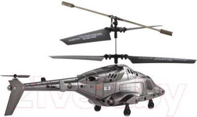 Игрушка на пульте управления UDI Вертолет U810 - вид сбоку