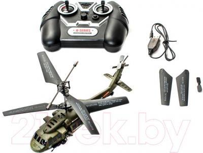 Игрушка на пульте управления UDI Вертолет U811 - комплектация