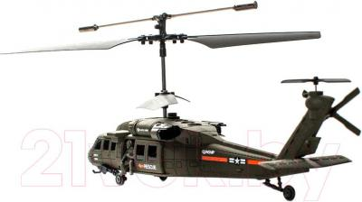 Игрушка на пульте управления UDI Вертолет U811 - вид сбоку
