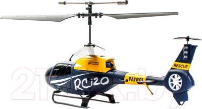 Игрушка на пульте управления UDI Вертолет U812 - вид сбоку