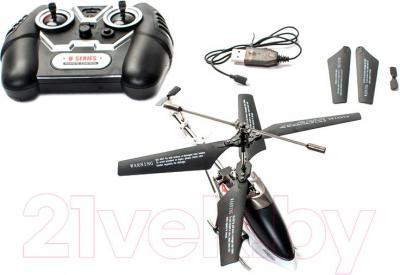 Игрушка на пульте управления UDI Вертолет U813 - комплектация