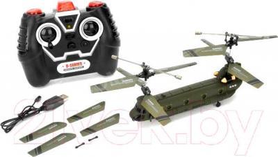 Игрушка на пульте управления UDI Вертолет U815 - комлектация