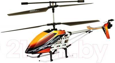 Радиоуправляемая игрушка UDI Вертолет U16 - в оранжевом цвете