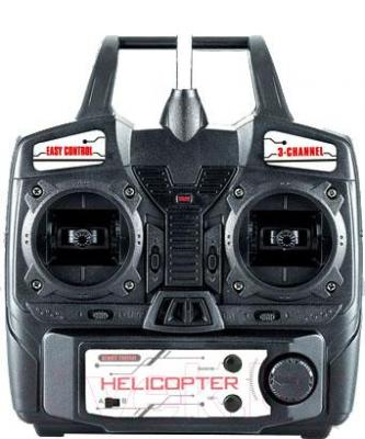 Радиоуправляемая игрушка UDI Вертолет U17 - пульт