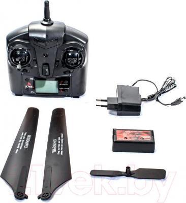 Радиоуправляемая игрушка UDI Вертолет U7 - комплектация