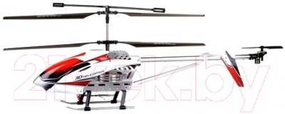 Радиоуправляемая игрушка UDI Вертолет U23 - в красном цвете