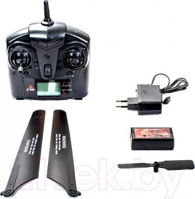 Радиоуправляемая игрушка UDI Вертолет U12 - комплектация