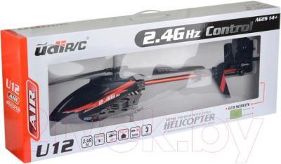 Радиоуправляемая игрушка UDI Вертолет U12 Camera - в упаковке
