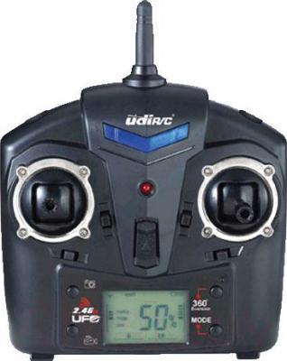 Радиоуправляемая игрушка UDI Квадрокоптер U818A Camera - пульт
