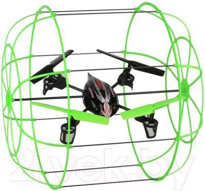 Радиоуправляемая игрушка UDI Квадрокоптер U828 - в зеленом цвете