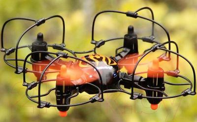 Радиоуправляемая игрушка UDI Квадрокоптер U830 - в полете