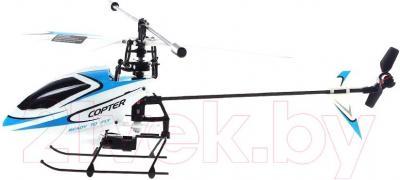Радиоуправляемая игрушка WLtoys Вертолет V911 Body - общий вид