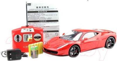 Радиоуправляемая игрушка MZ Автомобиль Ferrari 458 (2019) - комплектация