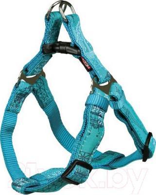 Шлея Trixie Modern Art Harness Paris 13835 (S, Turquoise) - общий вид