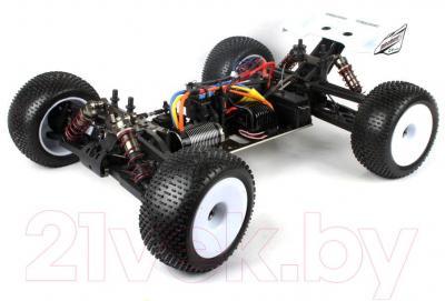 Радиоуправляемая игрушка ZD Racing Автомобиль ZRT-1 Truggy Pro (9008) - металлическое шасси