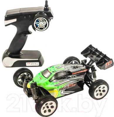 Радиоуправляемая игрушка FS Racing Автомобиль Mini Focus - общий вид с пультом