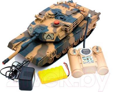 Радиоуправляемая игрушка Huan Qi Танк Abrams (549) - комплектация