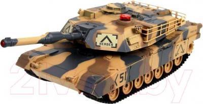 Радиоуправляемая игрушка Huan Qi Танк Abrams (549) - общий вид