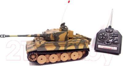 Радиоуправляемая игрушка Huan Qi Танк German Tiger (782) - комплектация