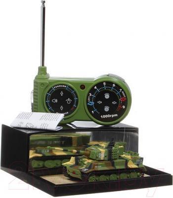 Радиоуправляемая игрушка Great Wall Танк Tiger (2117) - комплектация