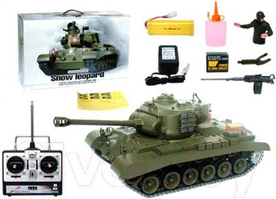 Радиоуправляемая игрушка Heng Long Танк Snow Leopard (3838-1) - комплектация