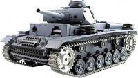 Радиоуправляемая игрушка Heng Long Танк Panzerkampfwagen III (3848-1) -