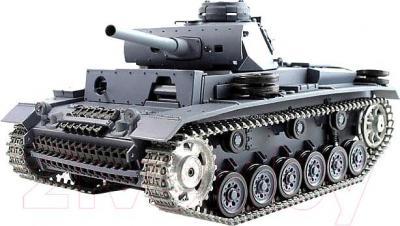 Радиоуправляемая игрушка Heng Long Танк Panzerkampfwagen III (3848-1) - общий вид
