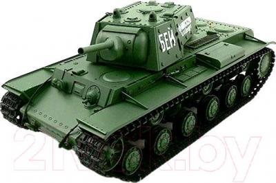 Радиоуправляемая игрушка Heng Long Танк KV-1 (3878-1) - общий вид