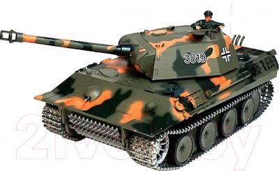 Радиоуправляемая игрушка Heng Long Танк Germany Panther (3819-1 Pro) - общий вид