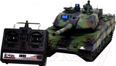 Радиоуправляемая игрушка Heng Long Танк Leopard 2 A6 (3889-1) - общий вид
