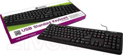 Клавиатура Canyon CNR-KEYB01B-RU - с упаковкой