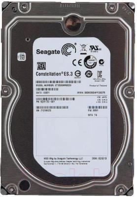 Жесткий диск Seagate Constellation ES.3 3TB (ST3000NM0033) - общий вид