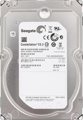 Жесткий диск Seagate Constellation ES.3 4TB (ST4000NM0033) - общий вид