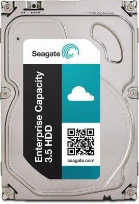 Жесткий диск Seagate Enterprise Capacity 6TB (ST6000NM0024) - общий вид