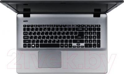 Ноутбук Acer Aspire E5-771G-758X (NX.MNVEU.011) - вид сверху